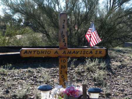 AMAVISCA, ANTONIO A. - Pinal County, Arizona | ANTONIO A. AMAVISCA - Arizona Gravestone Photos