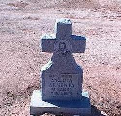 ARMENTA, ANGELITA - Pinal County, Arizona   ANGELITA ARMENTA - Arizona Gravestone Photos