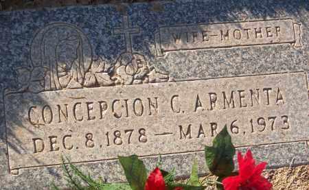 ARMENTA, CONCEPCION  C. - Pinal County, Arizona | CONCEPCION  C. ARMENTA - Arizona Gravestone Photos