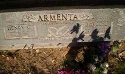 ARMENTA, HENRY - Pinal County, Arizona   HENRY ARMENTA - Arizona Gravestone Photos