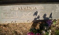 ARMENTA, JOYCE - Pinal County, Arizona | JOYCE ARMENTA - Arizona Gravestone Photos