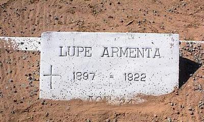 ARMENTA, LUPE - Pinal County, Arizona   LUPE ARMENTA - Arizona Gravestone Photos