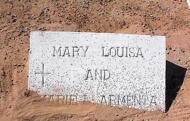 ARMENTA, MARY LOUISE - Pinal County, Arizona | MARY LOUISE ARMENTA - Arizona Gravestone Photos