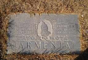 ARMENTA, THELMA - Pinal County, Arizona | THELMA ARMENTA - Arizona Gravestone Photos