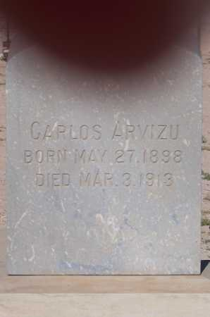 ARVIZU, CARLOS - Pinal County, Arizona   CARLOS ARVIZU - Arizona Gravestone Photos