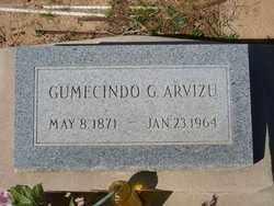 ARVIZU, GUMECINDO G - Pinal County, Arizona   GUMECINDO G ARVIZU - Arizona Gravestone Photos