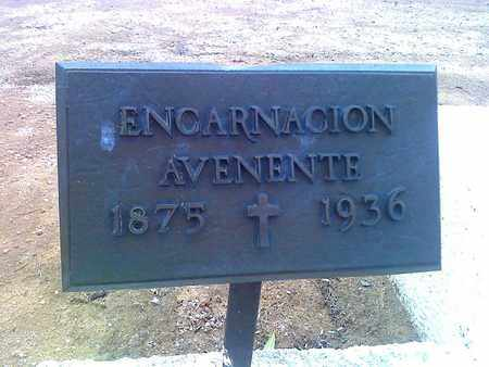 AVENENTE, ENCARNACION - Pinal County, Arizona | ENCARNACION AVENENTE - Arizona Gravestone Photos