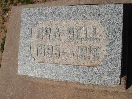 BELL, ORA - Pinal County, Arizona | ORA BELL - Arizona Gravestone Photos