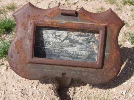 BENNETT, JANES I. - Pinal County, Arizona | JANES I. BENNETT - Arizona Gravestone Photos