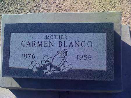BLANCO, CARMEN - Pinal County, Arizona   CARMEN BLANCO - Arizona Gravestone Photos