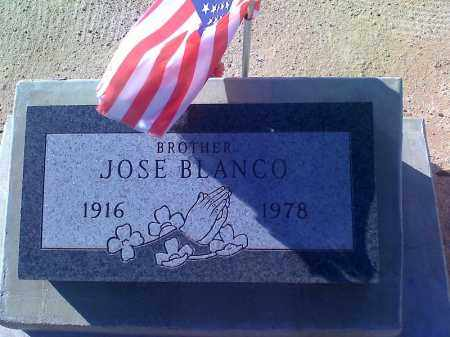 BLANCO, JOSE - Pinal County, Arizona | JOSE BLANCO - Arizona Gravestone Photos