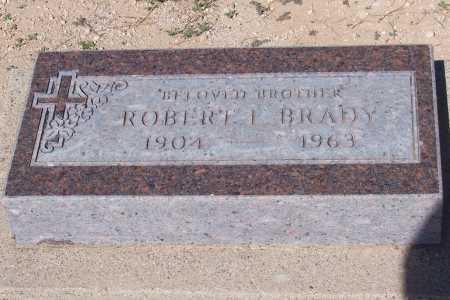 BRADY, ROBERT L. - Pinal County, Arizona | ROBERT L. BRADY - Arizona Gravestone Photos