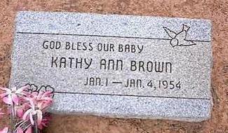 BROWN, KATHY ANN - Pinal County, Arizona   KATHY ANN BROWN - Arizona Gravestone Photos