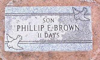 BROWN, PHILLIP E. - Pinal County, Arizona   PHILLIP E. BROWN - Arizona Gravestone Photos