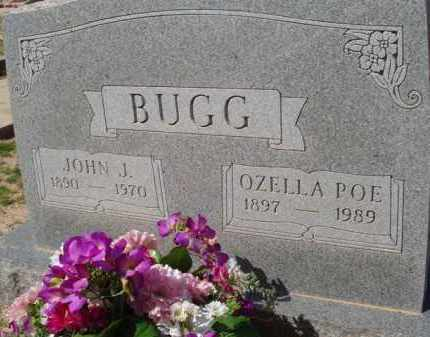 BUGG, JOHN J. - Pinal County, Arizona | JOHN J. BUGG - Arizona Gravestone Photos