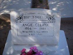 CELAYA, ANGIE - Pinal County, Arizona | ANGIE CELAYA - Arizona Gravestone Photos