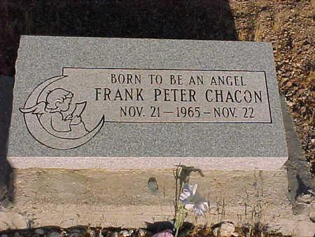 CHACON, FRANK PETER - Pinal County, Arizona | FRANK PETER CHACON - Arizona Gravestone Photos