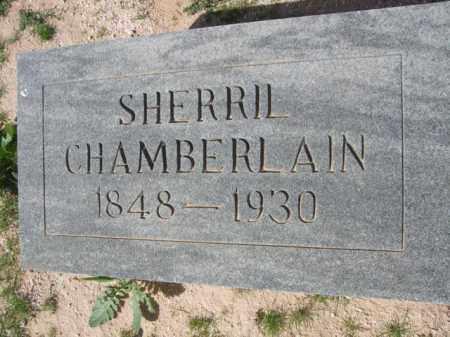 CHAMBERLAIN, SHERRIL - Pinal County, Arizona | SHERRIL CHAMBERLAIN - Arizona Gravestone Photos