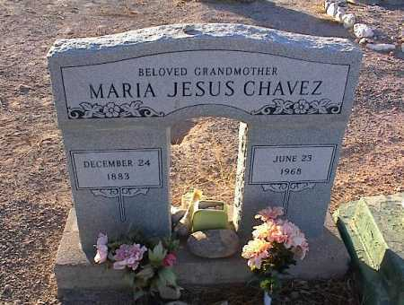 CHAVEZ, MARIA JESUS - Pinal County, Arizona | MARIA JESUS CHAVEZ - Arizona Gravestone Photos