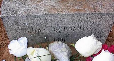 CORONADO, RUBEL - Pinal County, Arizona   RUBEL CORONADO - Arizona Gravestone Photos