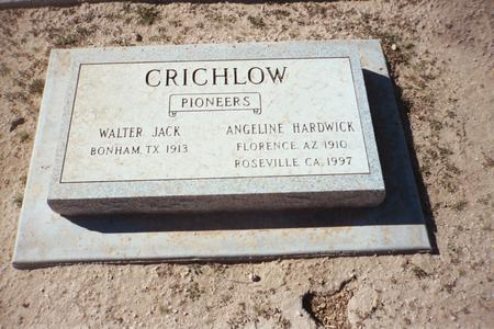 HARDWICK, ANGELINE - Pinal County, Arizona | ANGELINE HARDWICK - Arizona Gravestone Photos