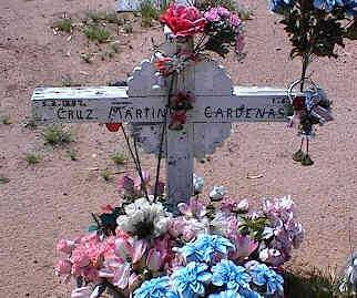 CRUZ, MARTIN CARDENAS - Pinal County, Arizona | MARTIN CARDENAS CRUZ - Arizona Gravestone Photos