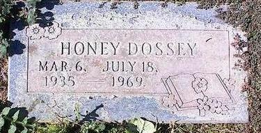 DORSEY, HONEY - Pinal County, Arizona | HONEY DORSEY - Arizona Gravestone Photos
