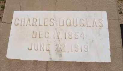 DOUGLAS, CHARLES - Pinal County, Arizona   CHARLES DOUGLAS - Arizona Gravestone Photos