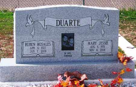 DUARTE, RUBEN ROSALES - Pinal County, Arizona | RUBEN ROSALES DUARTE - Arizona Gravestone Photos