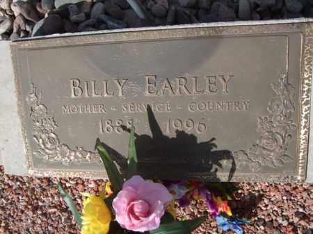 EARLEY, BILLY - Pinal County, Arizona   BILLY EARLEY - Arizona Gravestone Photos