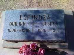 ESPINOZA, JOSEFA - Pinal County, Arizona | JOSEFA ESPINOZA - Arizona Gravestone Photos