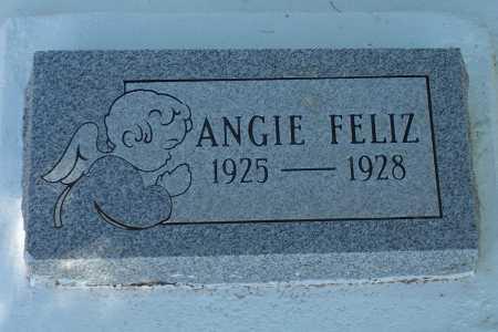 FELIZ, ANGIE - Pinal County, Arizona | ANGIE FELIZ - Arizona Gravestone Photos