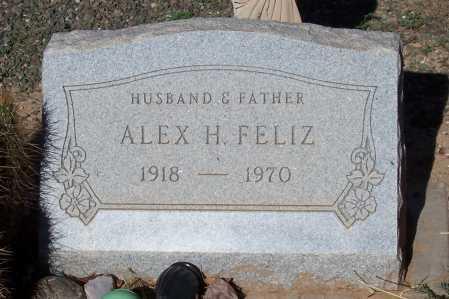 FELIZ, ALEX H. - Pinal County, Arizona | ALEX H. FELIZ - Arizona Gravestone Photos