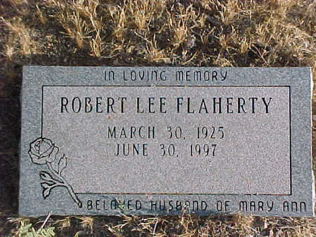 FLAHERTY, ROBERT LEE - Pinal County, Arizona | ROBERT LEE FLAHERTY - Arizona Gravestone Photos