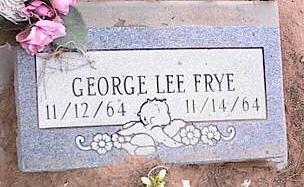 FRYE, GEORGE LEE - Pinal County, Arizona | GEORGE LEE FRYE - Arizona Gravestone Photos