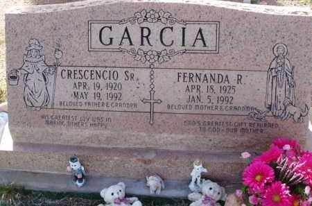 GARCIA, FERNANDA R. - Pinal County, Arizona | FERNANDA R. GARCIA - Arizona Gravestone Photos