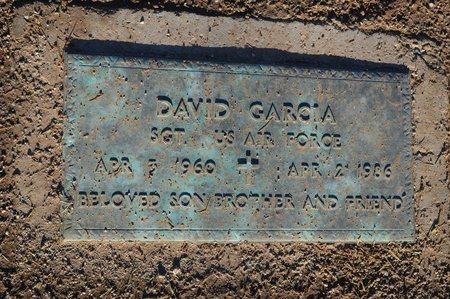 GARCIA, DAVID - Pinal County, Arizona | DAVID GARCIA - Arizona Gravestone Photos
