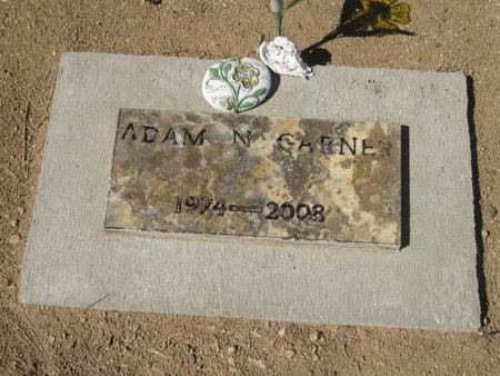 GARNER, ADAM N. - Pinal County, Arizona | ADAM N. GARNER - Arizona Gravestone Photos