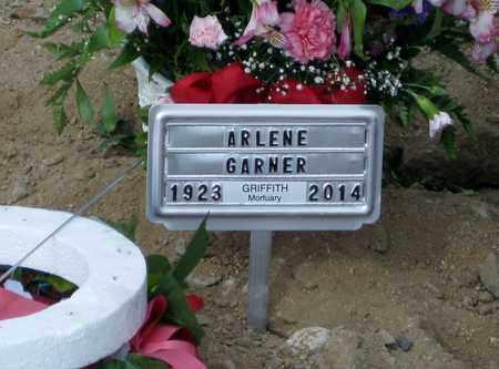 "GARNER, ARLENE ""ARLEEN"" INDA - Pinal County, Arizona | ARLENE ""ARLEEN"" INDA GARNER - Arizona Gravestone Photos"
