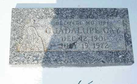 GAY, GUADALUPE - Pinal County, Arizona | GUADALUPE GAY - Arizona Gravestone Photos