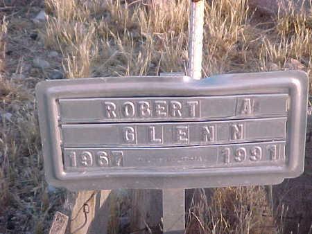 GLENN, ROBERT  A. - Pinal County, Arizona | ROBERT  A. GLENN - Arizona Gravestone Photos
