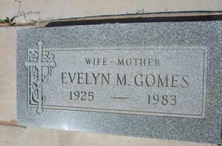 GOMES, EVELYN M. - Pinal County, Arizona   EVELYN M. GOMES - Arizona Gravestone Photos