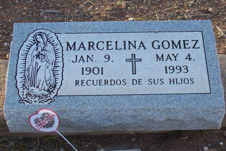 GOMEZ, MARCELINA - Pinal County, Arizona | MARCELINA GOMEZ - Arizona Gravestone Photos