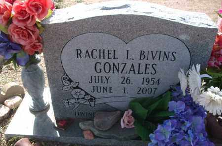 GONZALES, RACHEL L. - Pinal County, Arizona | RACHEL L. GONZALES - Arizona Gravestone Photos