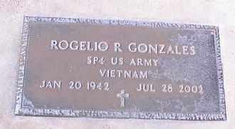GONZALES, ROGELIO R. - Pinal County, Arizona   ROGELIO R. GONZALES - Arizona Gravestone Photos
