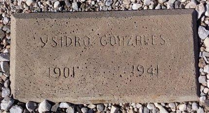GONZALES, YSIDRO - Pinal County, Arizona | YSIDRO GONZALES - Arizona Gravestone Photos