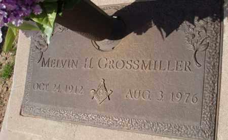 GROSSMILLER, MELVIN H. - Pinal County, Arizona | MELVIN H. GROSSMILLER - Arizona Gravestone Photos