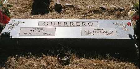 GUERRERO, RITA Q. - Pinal County, Arizona   RITA Q. GUERRERO - Arizona Gravestone Photos