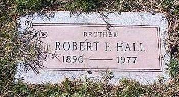HALL, ROBERT F. - Pinal County, Arizona   ROBERT F. HALL - Arizona Gravestone Photos