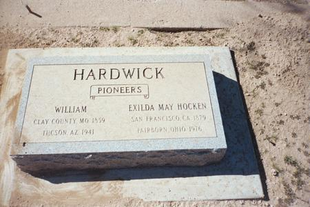HOCKEN HARDWICK, EXILDA M. - Pinal County, Arizona | EXILDA M. HOCKEN HARDWICK - Arizona Gravestone Photos